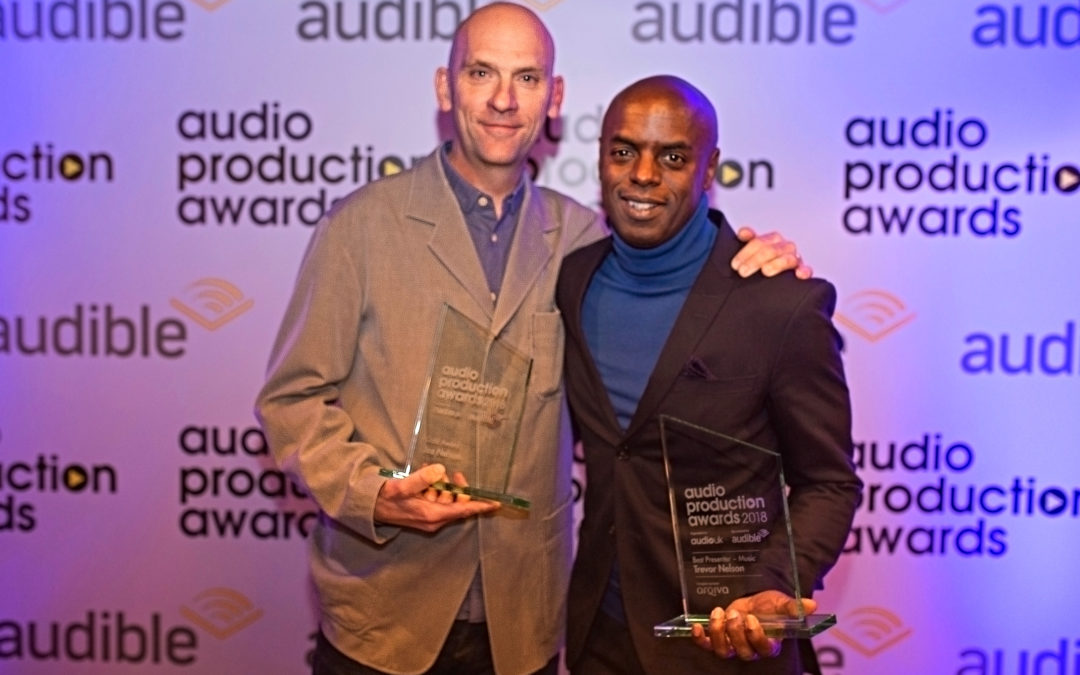 Audio Production Awards 2018 Winners announced