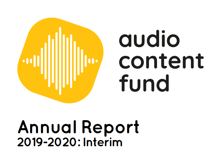 Audio Content Fund Annual Report Published