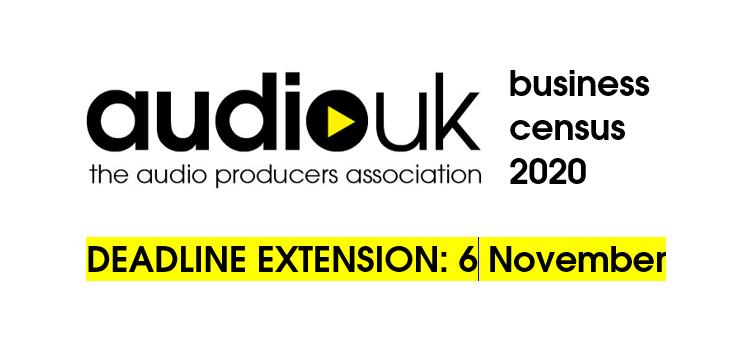Business Census Deadline Extended to November 6